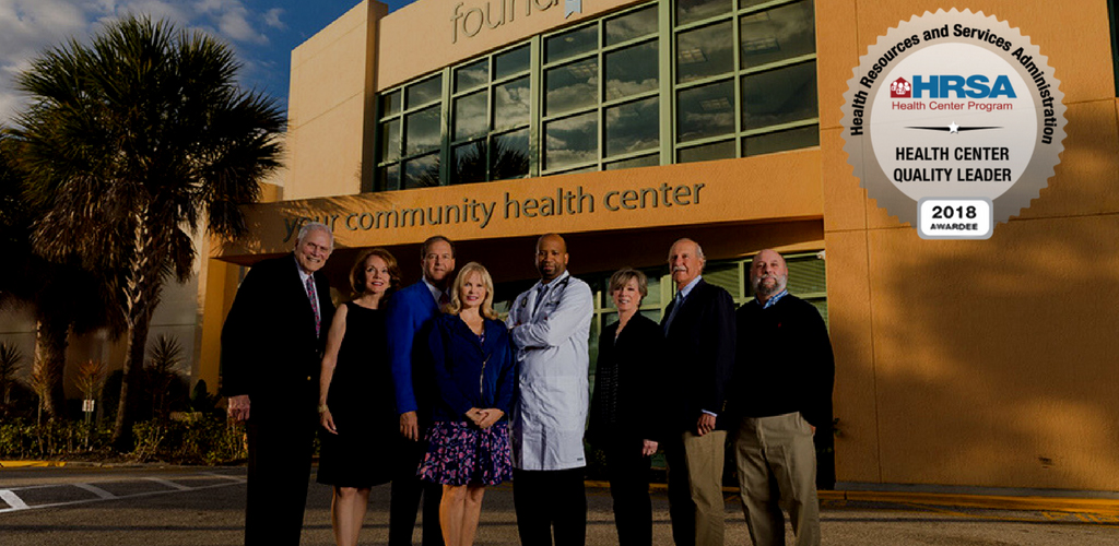 FoundCare is a HRSA Health Center Quality Leader!